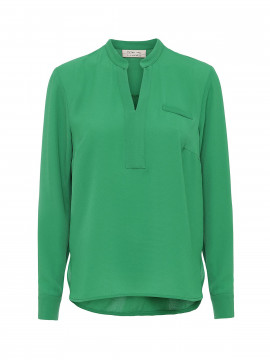 One Two Luxzuz Dorina top - Emerald Green