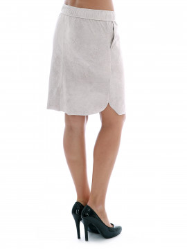 Chopin Note skirt - Creme