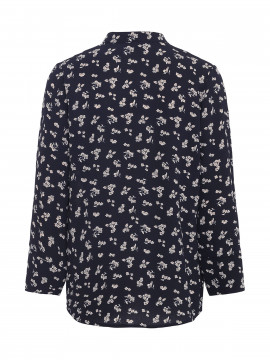 Chopin Sia small flower top - Blue