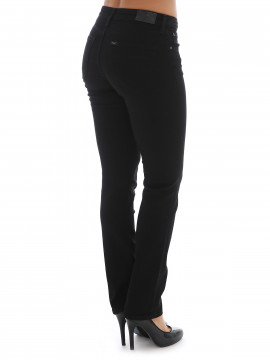 Lee jeans Marion straight - Black rinse