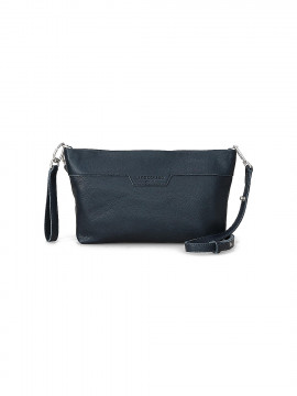 Liebeskind Berlin Carrie 7 Vintage look clutch - Dark navy
