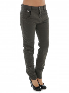 Sexy Woman Bremen regular pants - Army