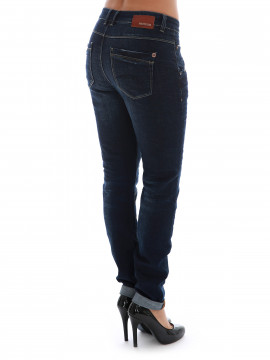 Mos Mosh Alley jeans - Light blue denim