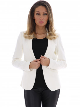 Mos Mosh Blake night blazer - White
