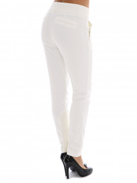 Mos Mosh Blake night pants - White