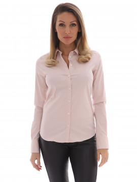 Mos Mosh Tilda shirt - Light rose
