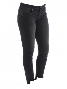 Mos Mosh Summer step jeans - Black denim