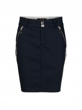 Mos Mosh Milton Grace skirt - Navy