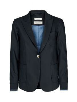 Mos Mosh Club Grace blazer - Navy