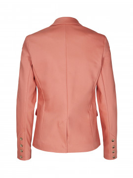 Mos Mosh Blake night blazer - Peach