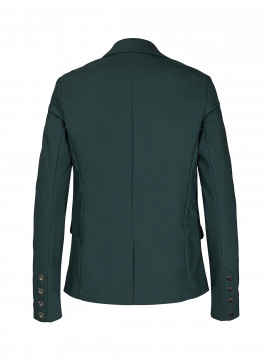 Mos Mosh Blake night blazer - Jade Green