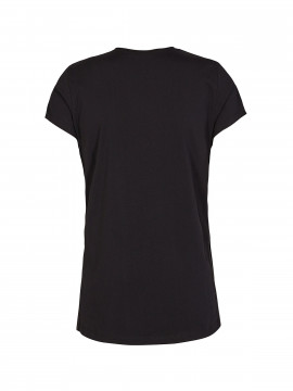 Mos Mosh Crave Rivet Tee - Black