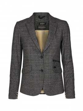 Mos Mosh Blake Holly Blazer - Grey check