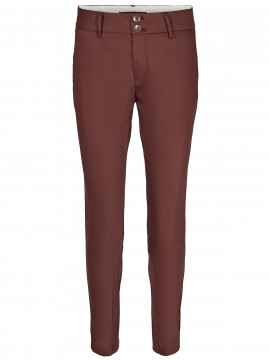 Mos Mosh Blake night pant - Chocolate