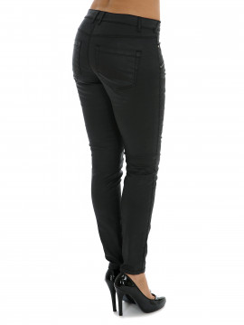 Prepair Laureen jeans - Black coated