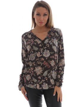 Costamani Diva autumn top - Grey