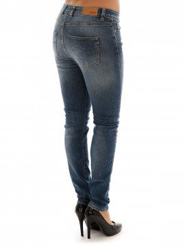 Object Antifitally jeans - Blue wash