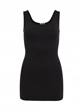 Object Nordstrom tank top - Black