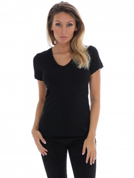 CS#15 Sus basic HQ Tee - Black
