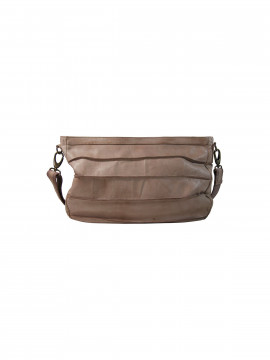 Black Colour Urban wideline bag - Dusty rose