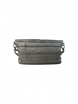 Black Colour Urban wideline bag - Grey