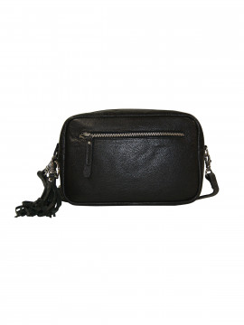 Black Colour Rock boxpocket bag - Black
