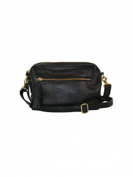 Black Colour Tilly bag - Black