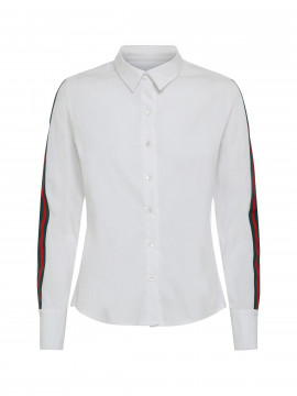 Continue Karly shirt - White
