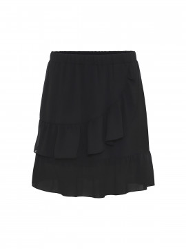 Continue Indre skirt - Black