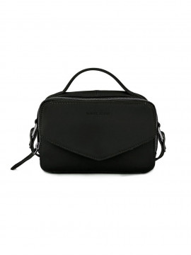 Daniel Silfen Emma handbag - Black leather