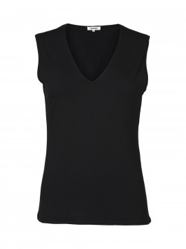 Blue on Blue Femme Vigga tank top - Black
