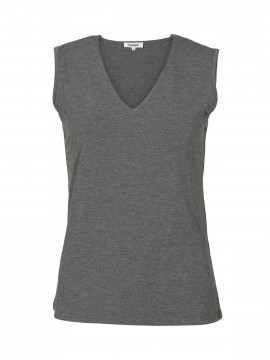 Blue on Blue Femme Vigga tank top - Grey